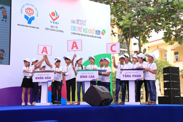 nestle pledges to make millions of vietnamese children healthier