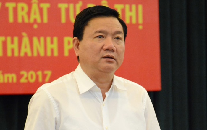 Dinh La Thang arrested and facing legal proceedings
