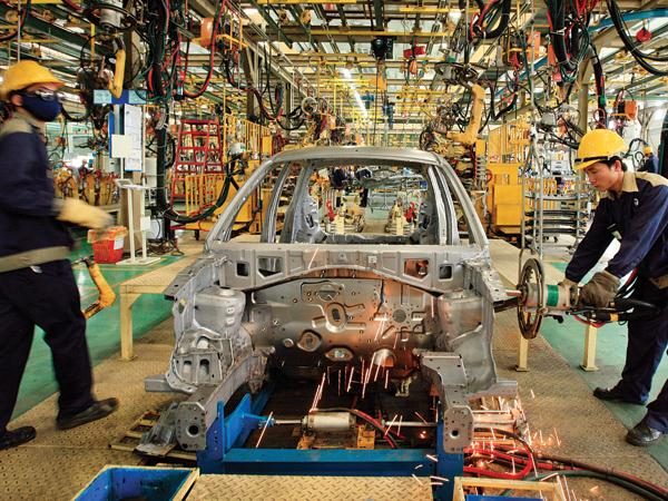 automobile and supporting industry policies tabled for development