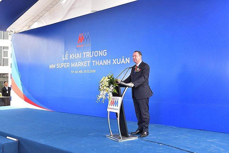 mm mega market launches first retail brand mm super market in vietnam