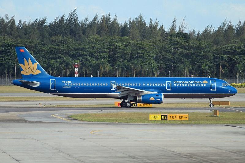 bidding for a321 landing gears overhaul of vietnam airlines