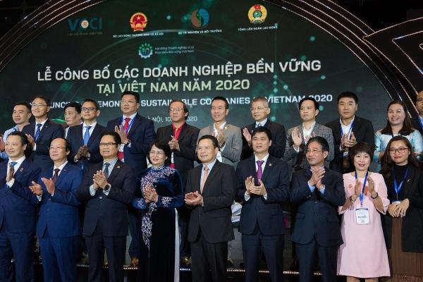 anheuser busch inbev vietnam honoured as top 100 sustainability companies 2020