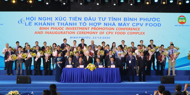 2 billion investment pouring into binh phuoc province