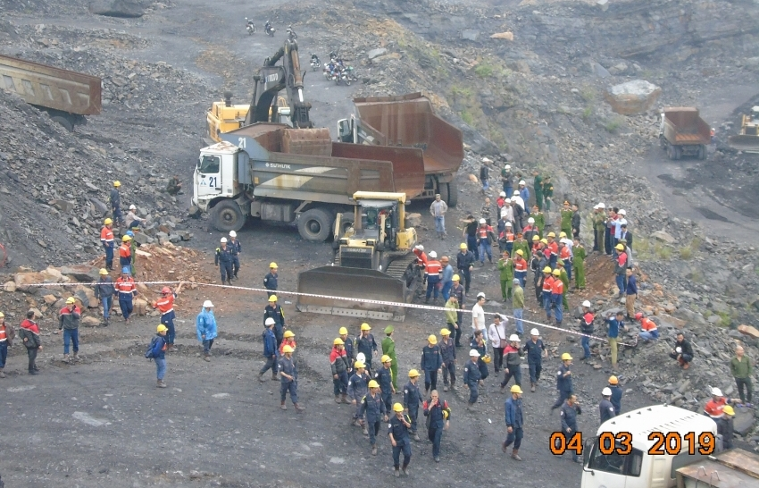 scuffle at mining site of vietmindo in quang ninh province