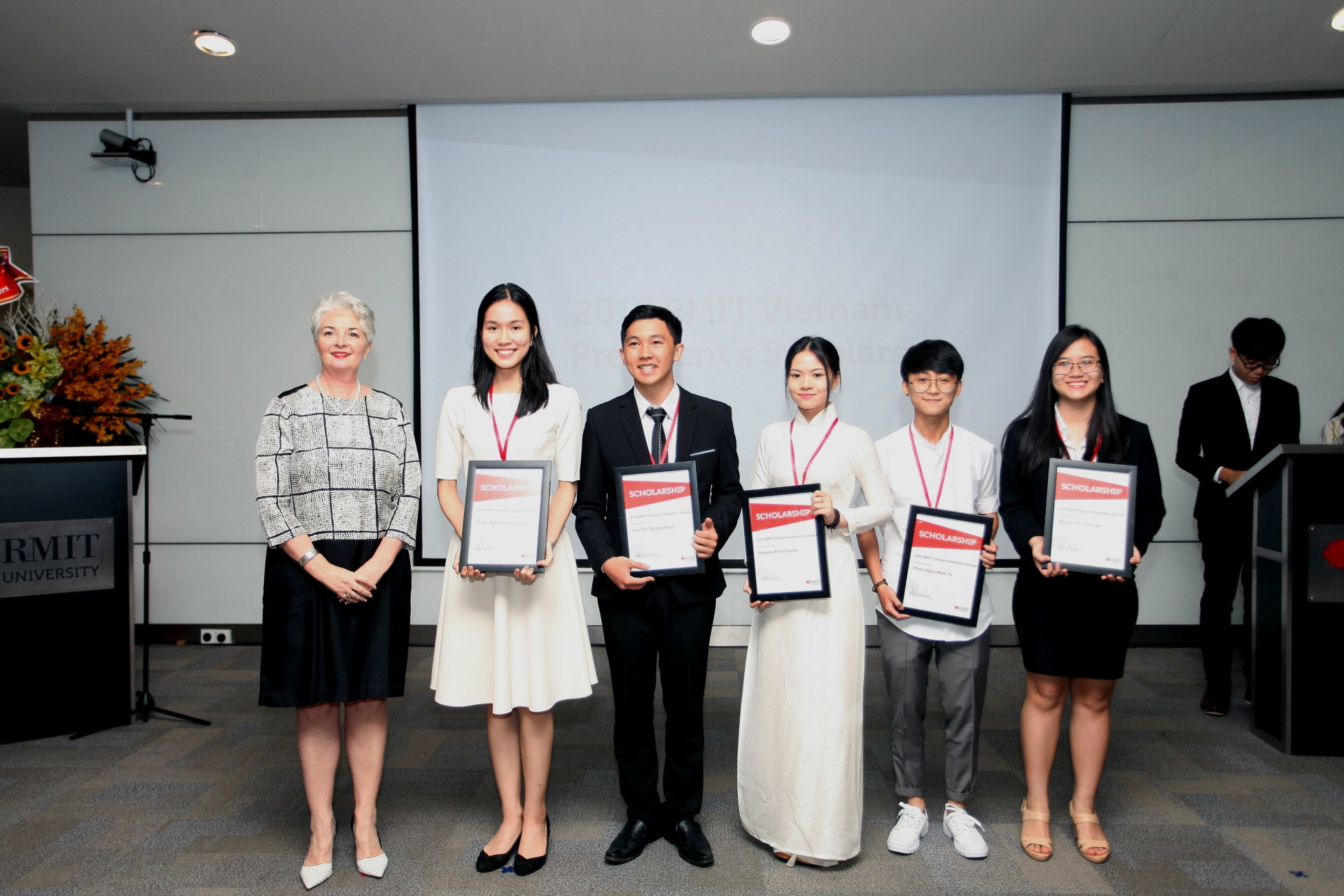 more than 100 scholarships available to study at rmit vietnam