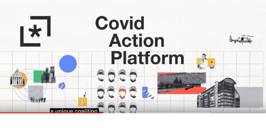 world economic forum convenes global business for covid action platform