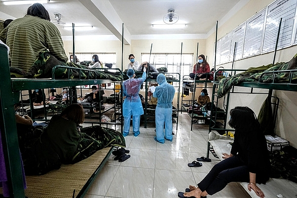 hanoi spends extra 152 million on covid 19 screening