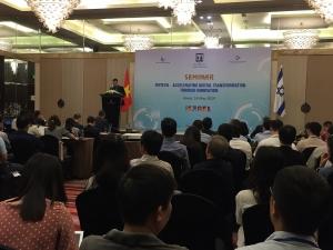 israeli companies seeking co operation in vietnamese fintech