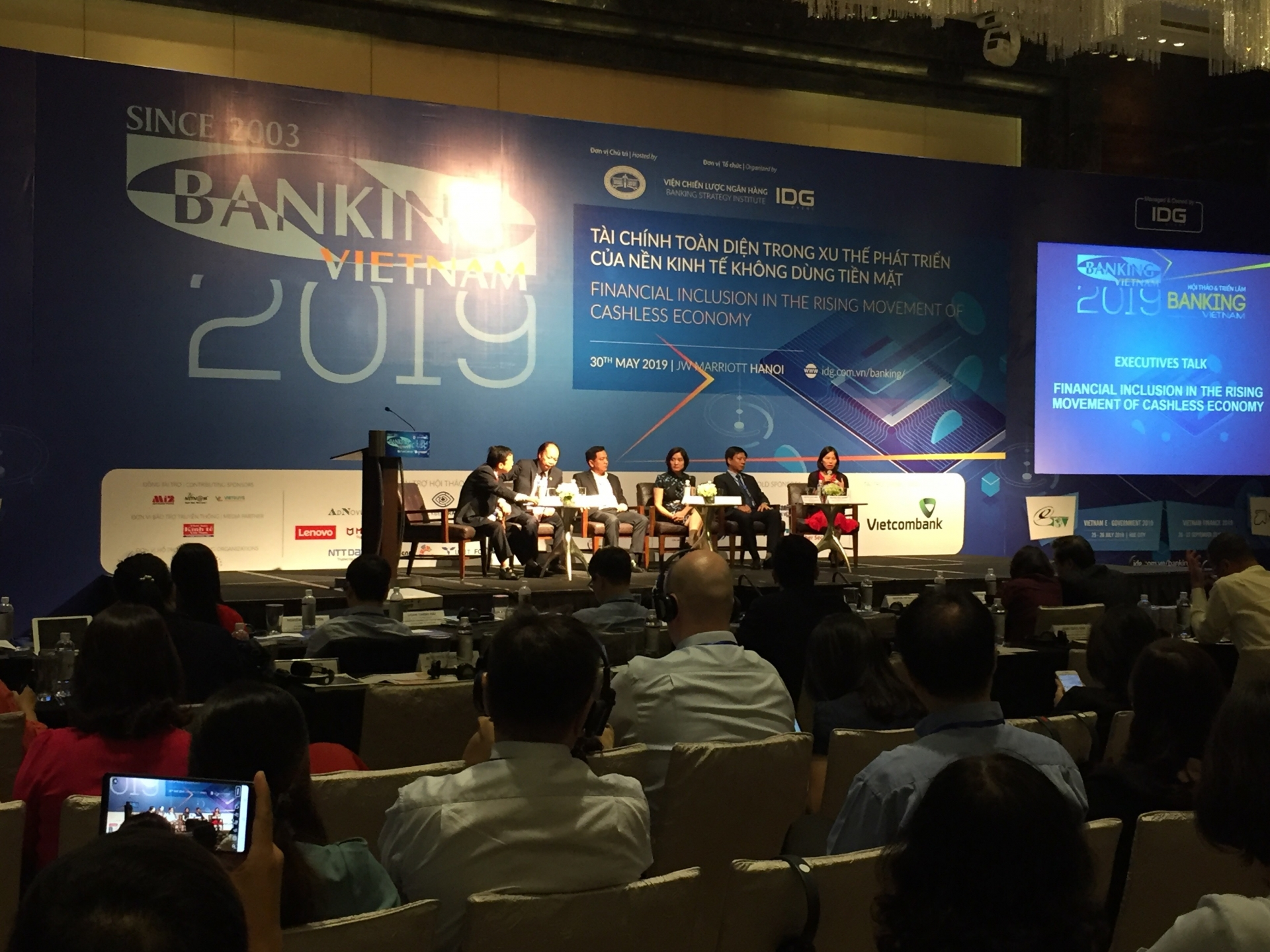 Banking Vietnam 2019: comprehensive finance in a cashless