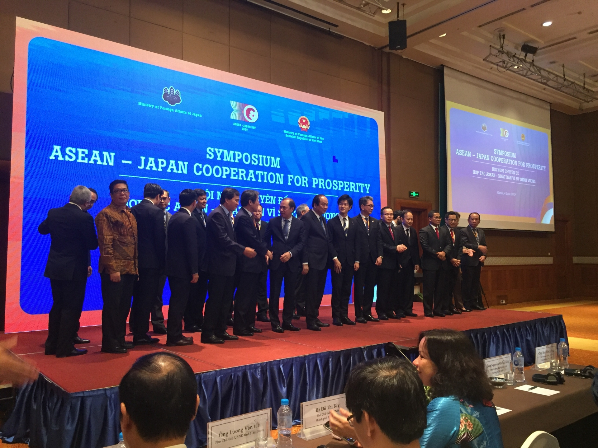 asean and japan express wish for deeper co operation