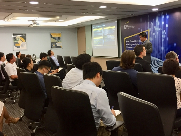 ey vietnam organisations need to be on high alert for cyber threats
