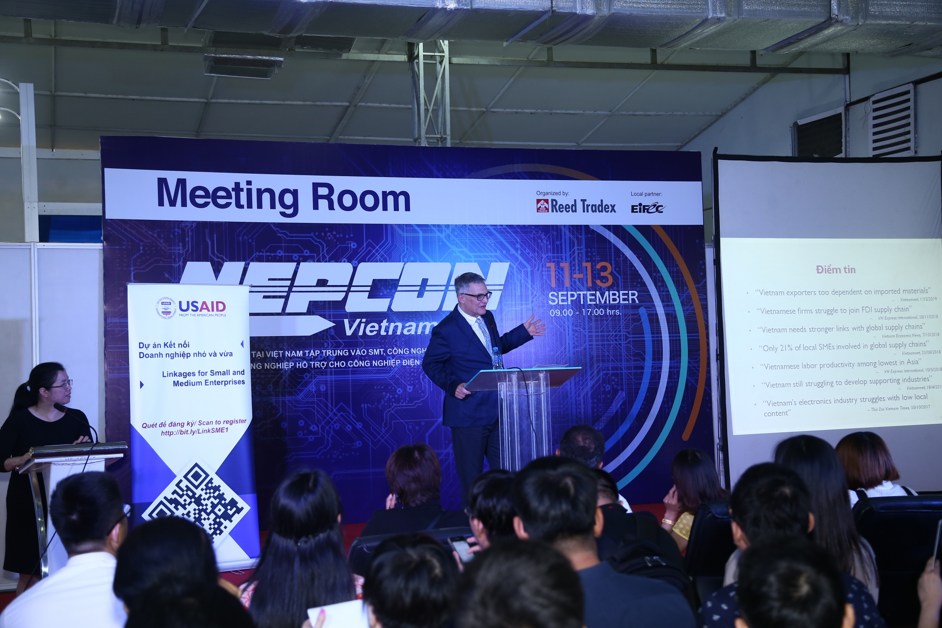 nepcon vietnam 2019 great chance for smes to join global supply chains