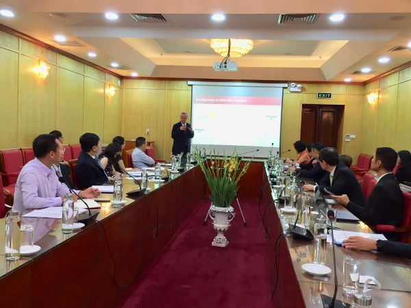 vietnam and singapore expand co operation in innovation and technology