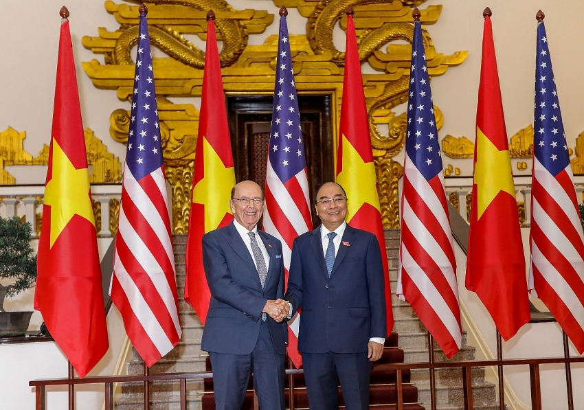 five trade agreements signed during visit of us secretary of commerce