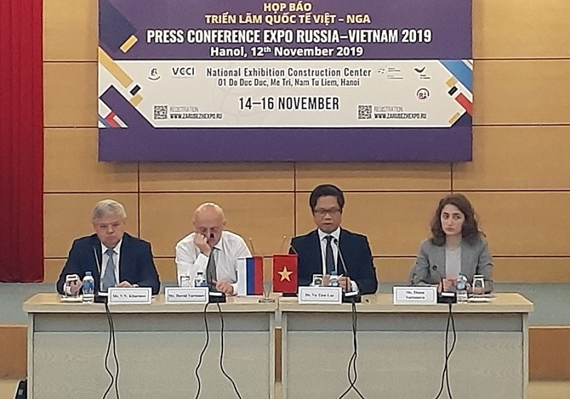 500 enterprises to attend vietnam russia international exhibitions