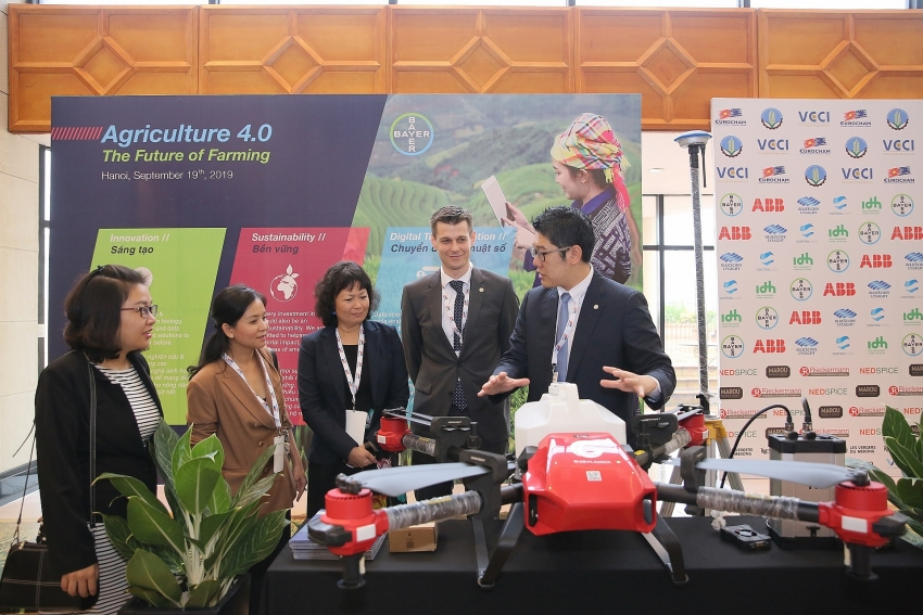 bayer accompanies sustainable agriculture in vietnam