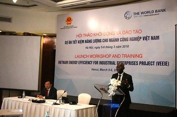 102 million project to help vietnam improve energy efficiency
