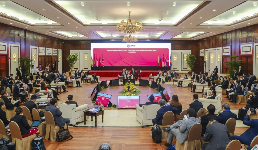 aem retreat to strengthen asean economic resilience to covid 19