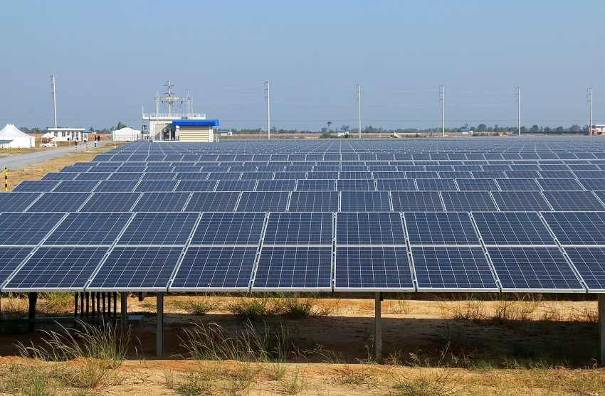 bgrim acquires phu yen solar power project for 352million