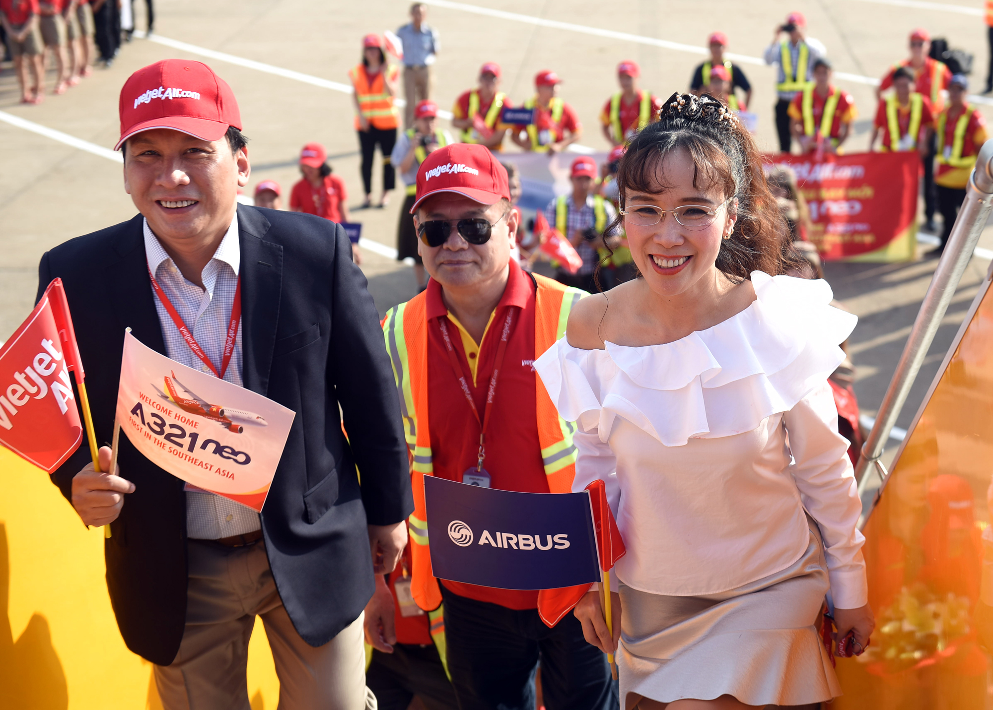 Vietjet upgrades existing airplane order