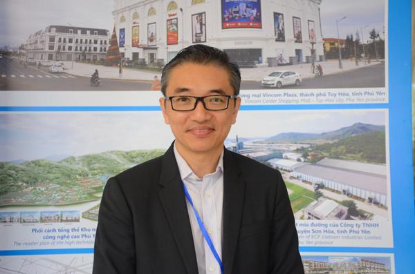 Phu Yen province receives wind power mega project