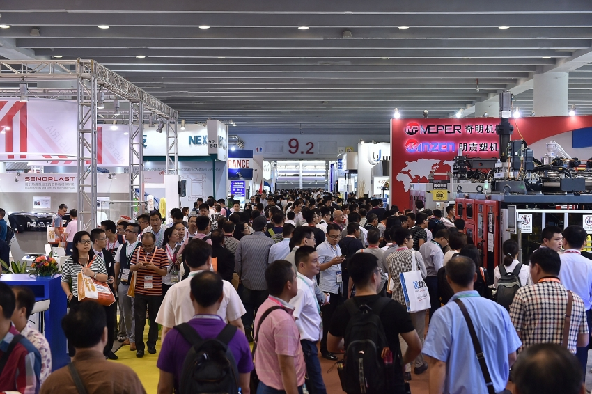 chinaplas 2018 plastics exhibition moves to grander venue in shanghai