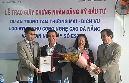 danang hi tech park receives 62 million investment