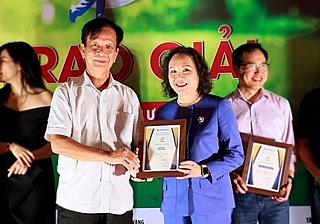 vietnam beverage supports restoration of flood damaged schools in central vietnam