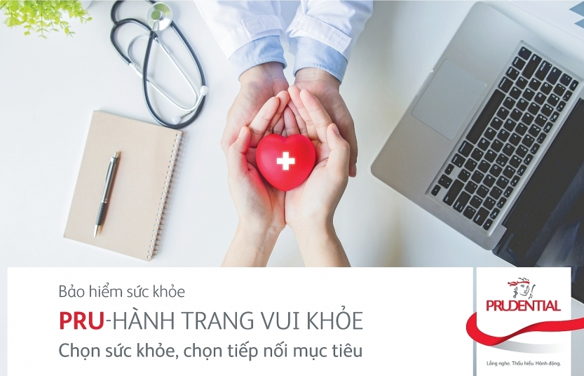 prudential vietnam launches new signature healthcare rider