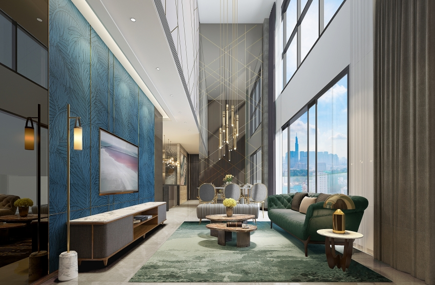 large apartments at the marq set to become a hotspot for savvy customers
