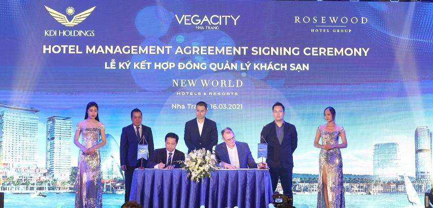 kdi holdings announces strategic partners in vega city nha trang