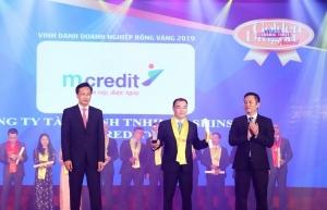 mcredit affirms reputation as effective consumer finance brand