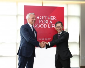 aia and hsbc form new bancassurance partnership