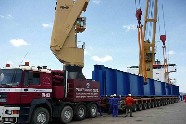 Taekwang cracking open Vietnamese logistics market