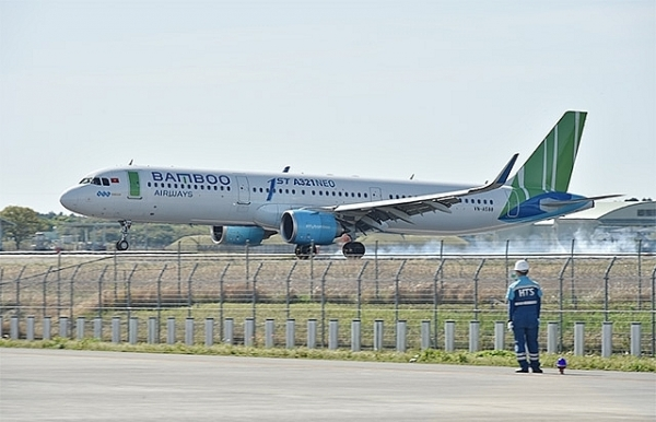 bamboo airways continues to be the most on time airline in vietnam