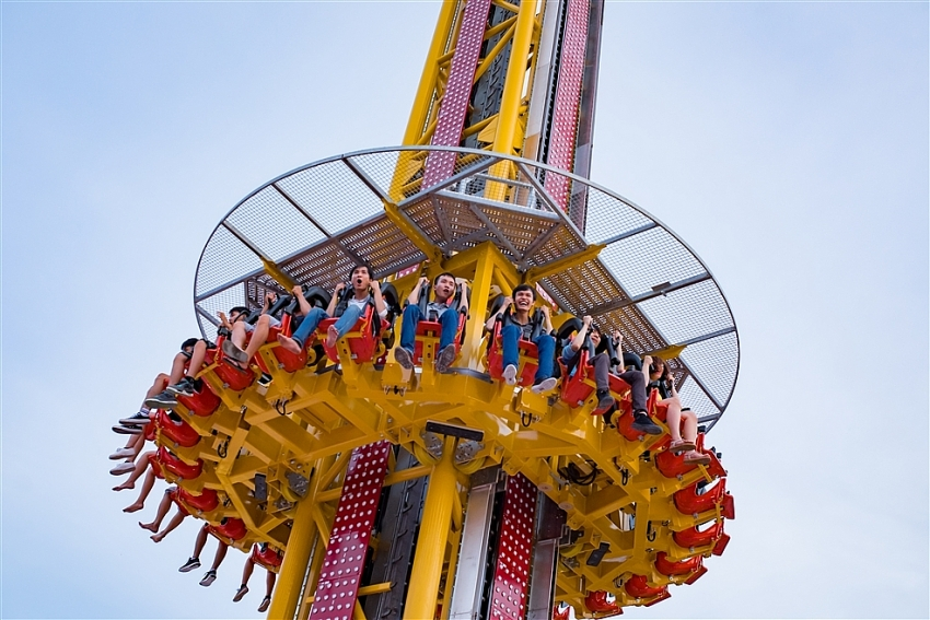 sun world theme parks and man made marvels energise vietnamese tourism