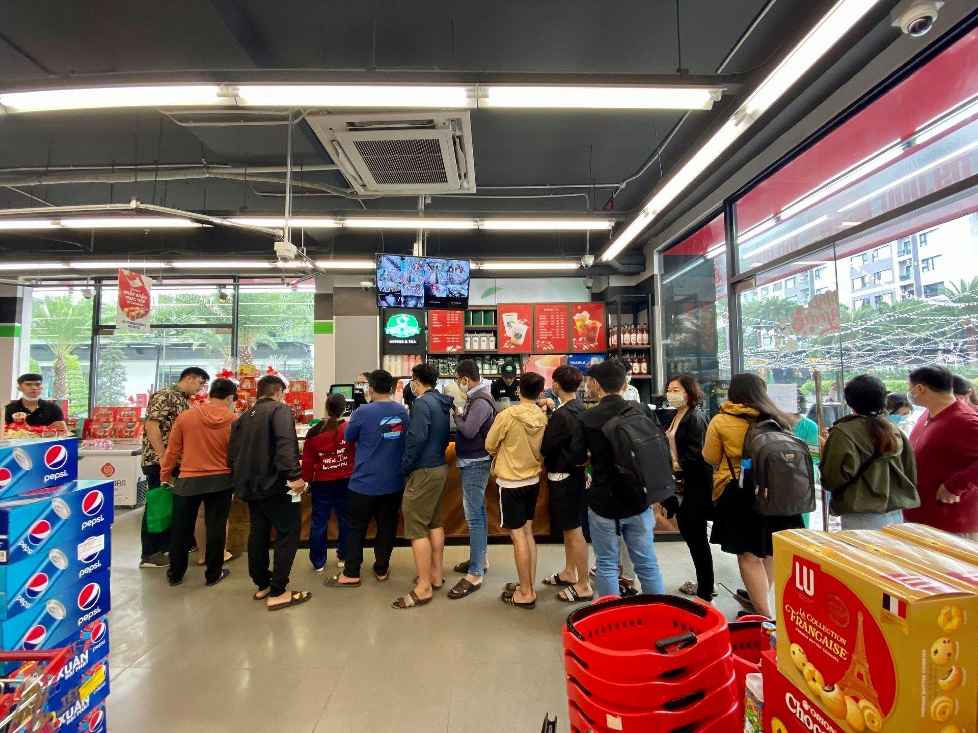 masan partners phuc long to develop phuc long kiosks at vinmart stores nationwide