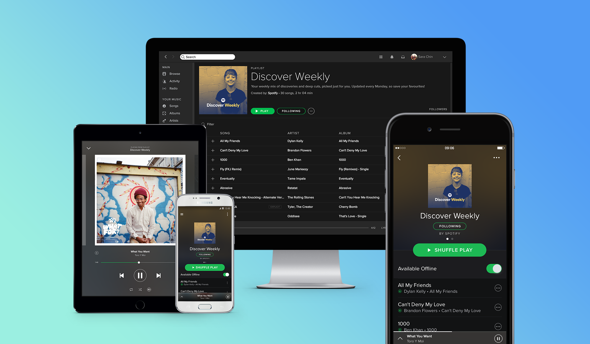 spotify launches music streaming service in vietnam