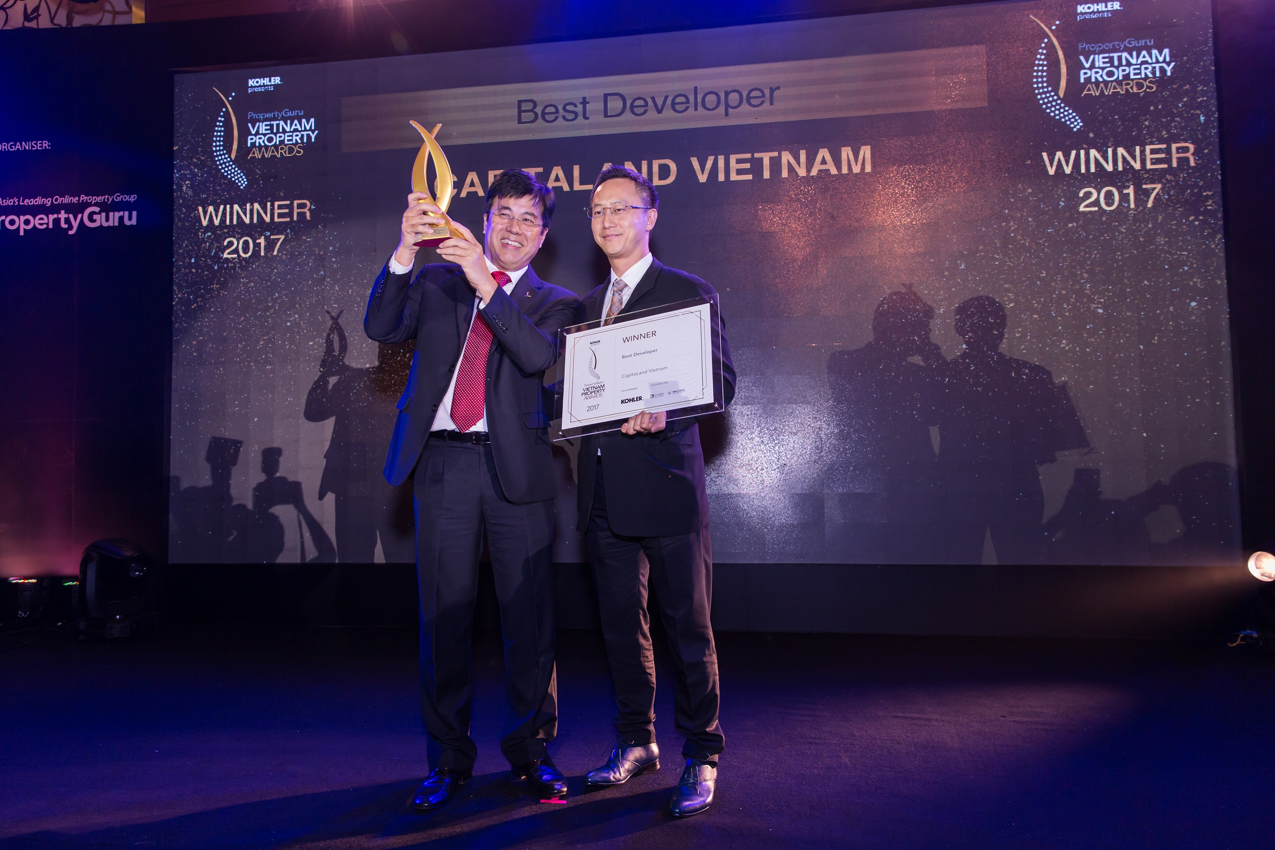 CapitaLand breaks 22-year record with 11 Vietnam Property Awards