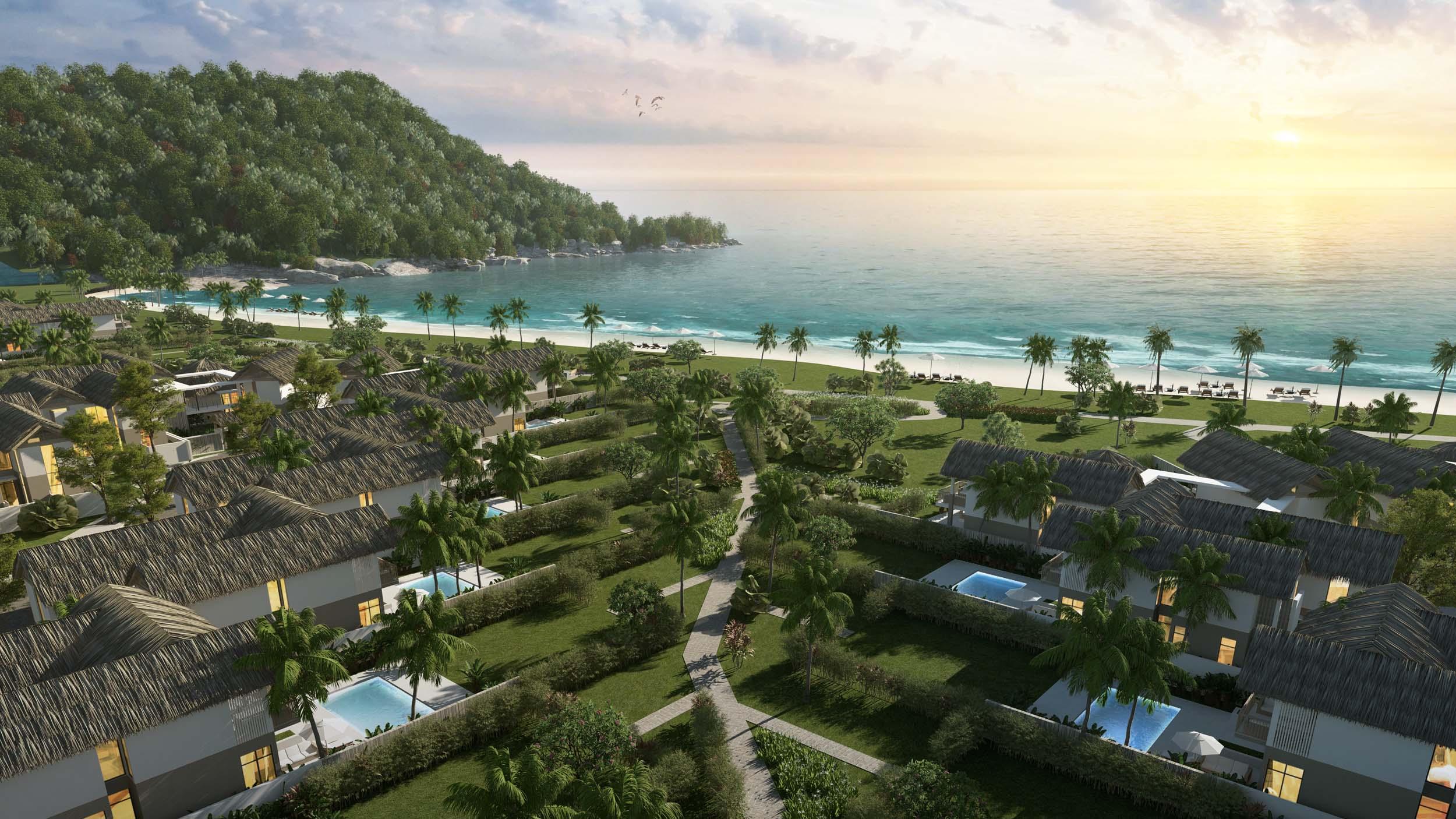 landslide of orders at launch of sun premier village kem beach resort