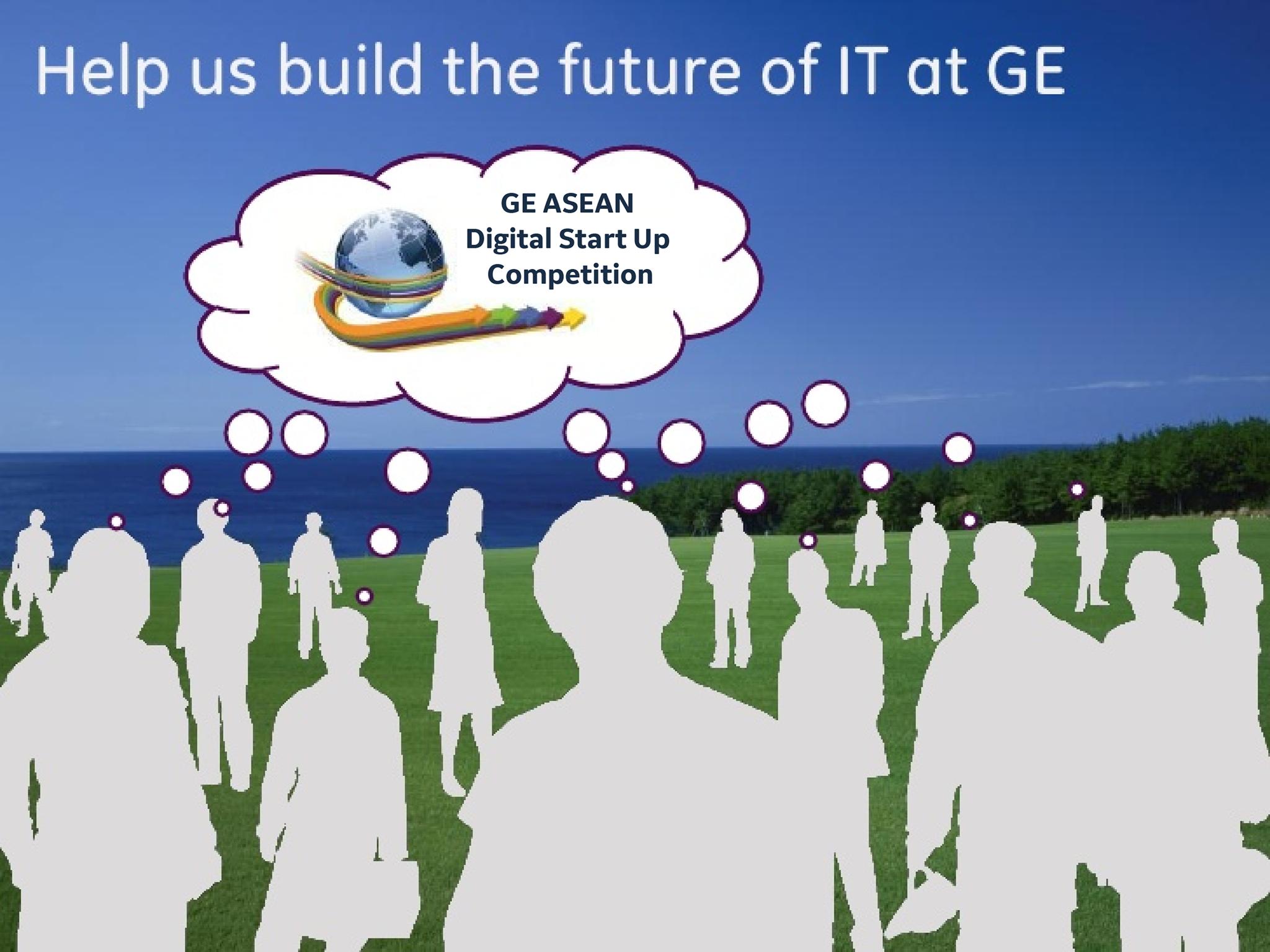 GE kicks off ASEAN Digital Start Up Competition 2017