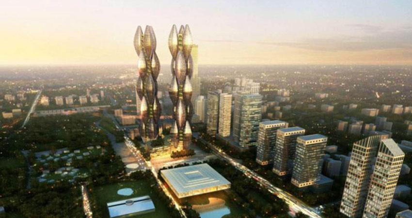 kinh bac passes on 250 million diamond rice flower complex