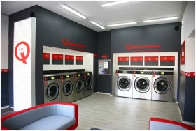 Speed Queen: a new contender in the laundromat market