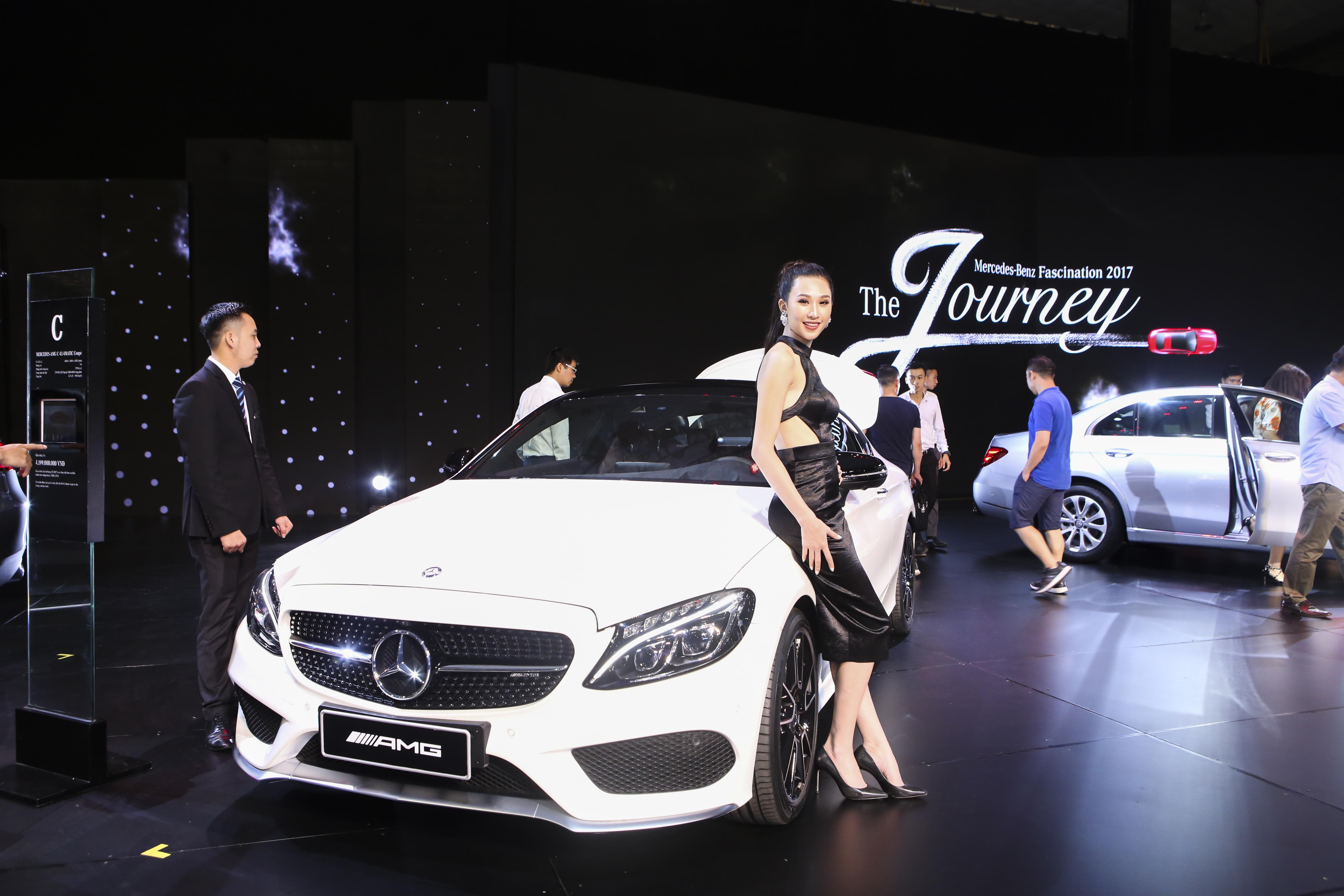 Mercedes-Benz Fascination 2017 invites visitors on a journey