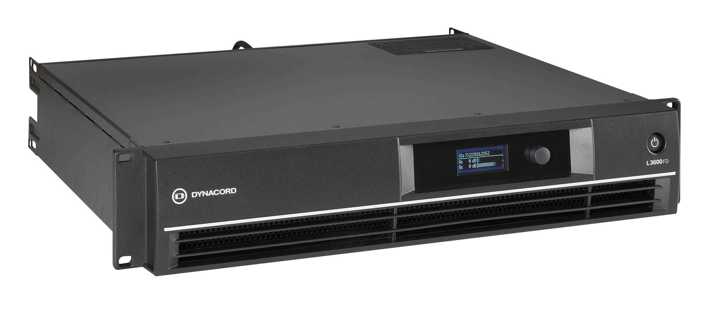 Dynacord launches new power amplifiers globally