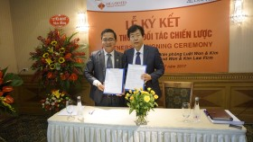 ATD Lawyers and Won & Kim sign MoU