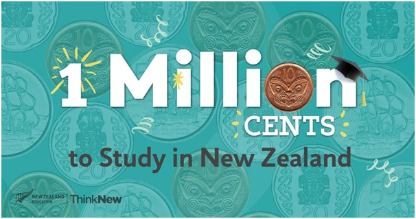 Education New Zealand celebrates one million followers with $7,320 scholarship