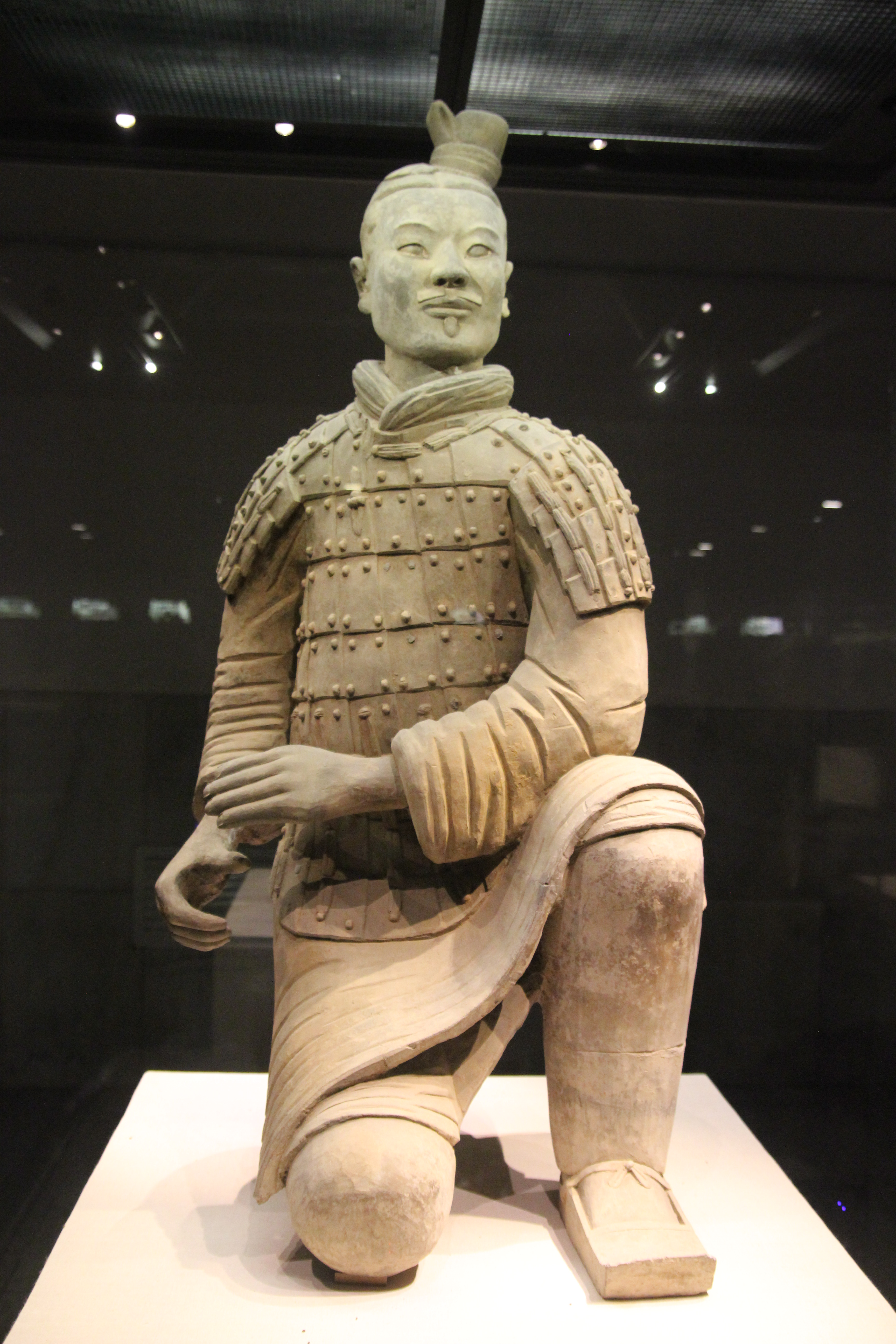 A visit to the terracotta army
