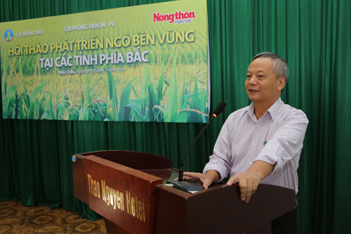 Northern Vietnamese corn farmers find way to sustainable development