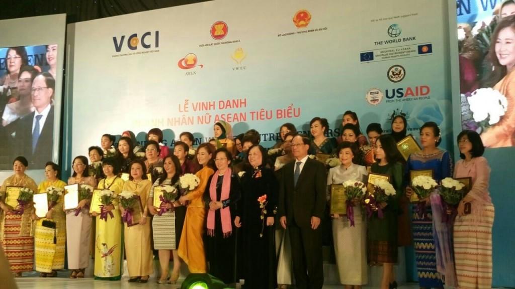Vietnamese women at forefront of entrepreneurship